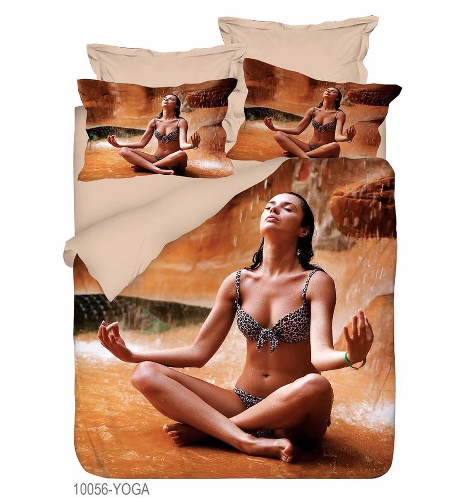 روتختی سه بعدی مدل yoga