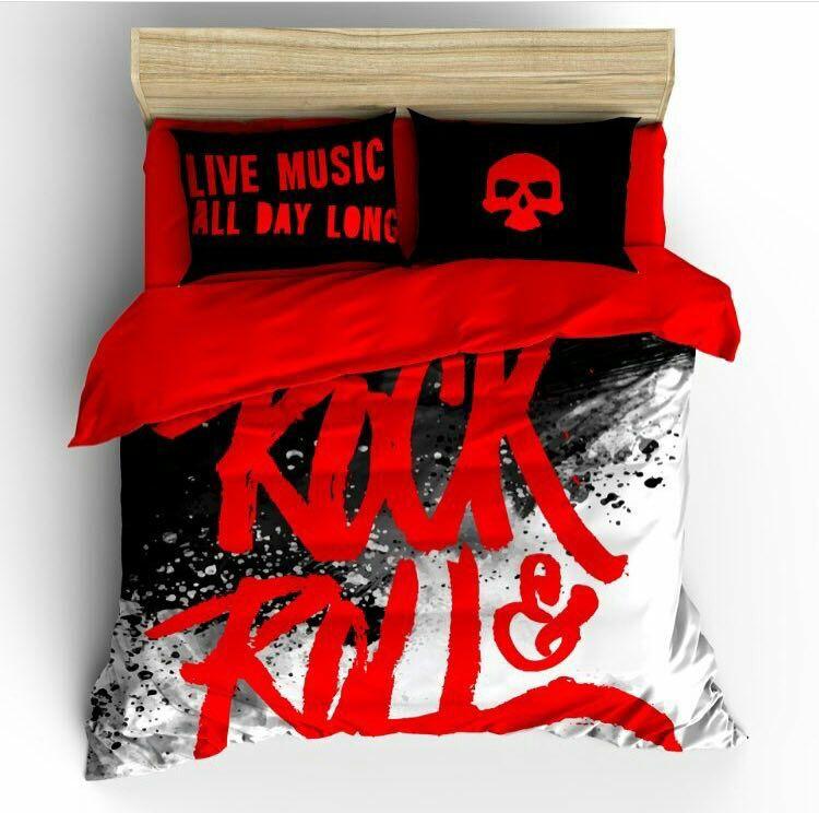 روتختی rock & roll قرمز