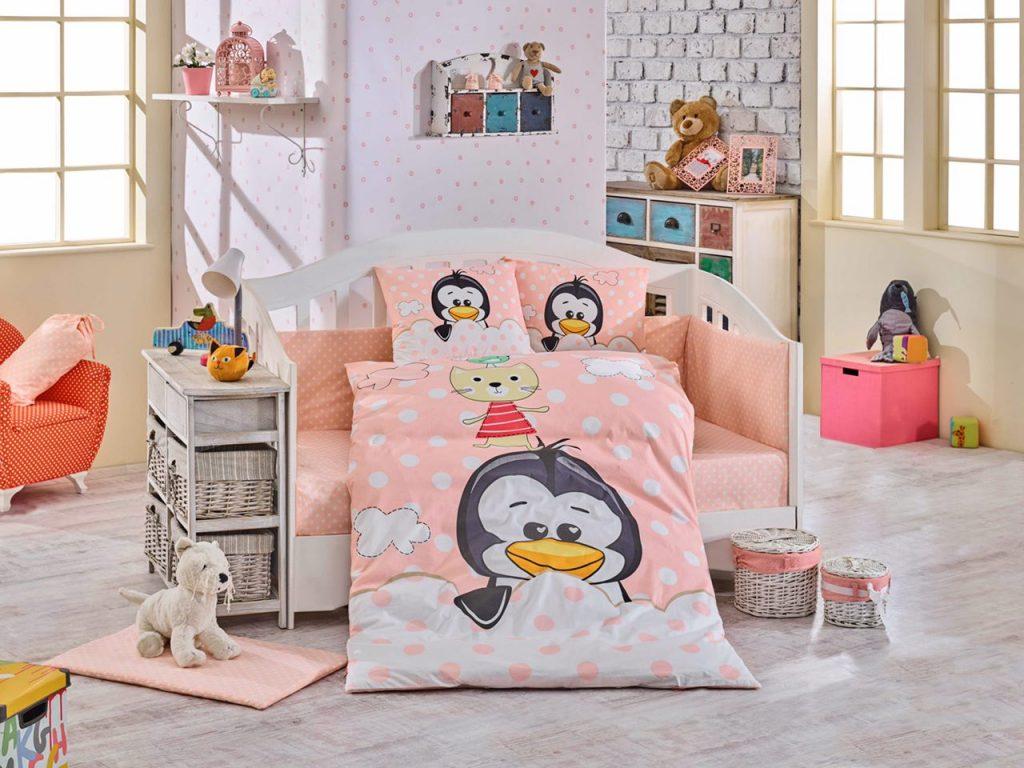 سرویس روتختی نوزادی penguin