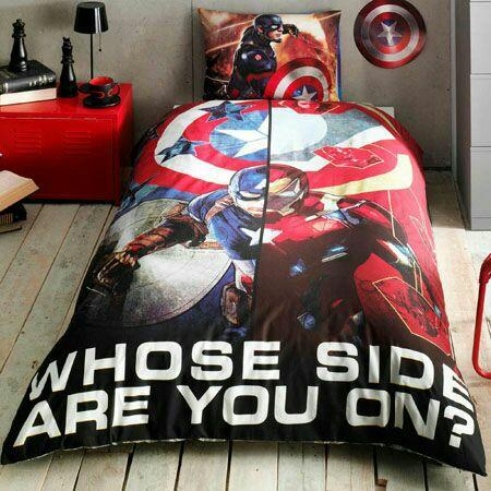 روتختی captain America