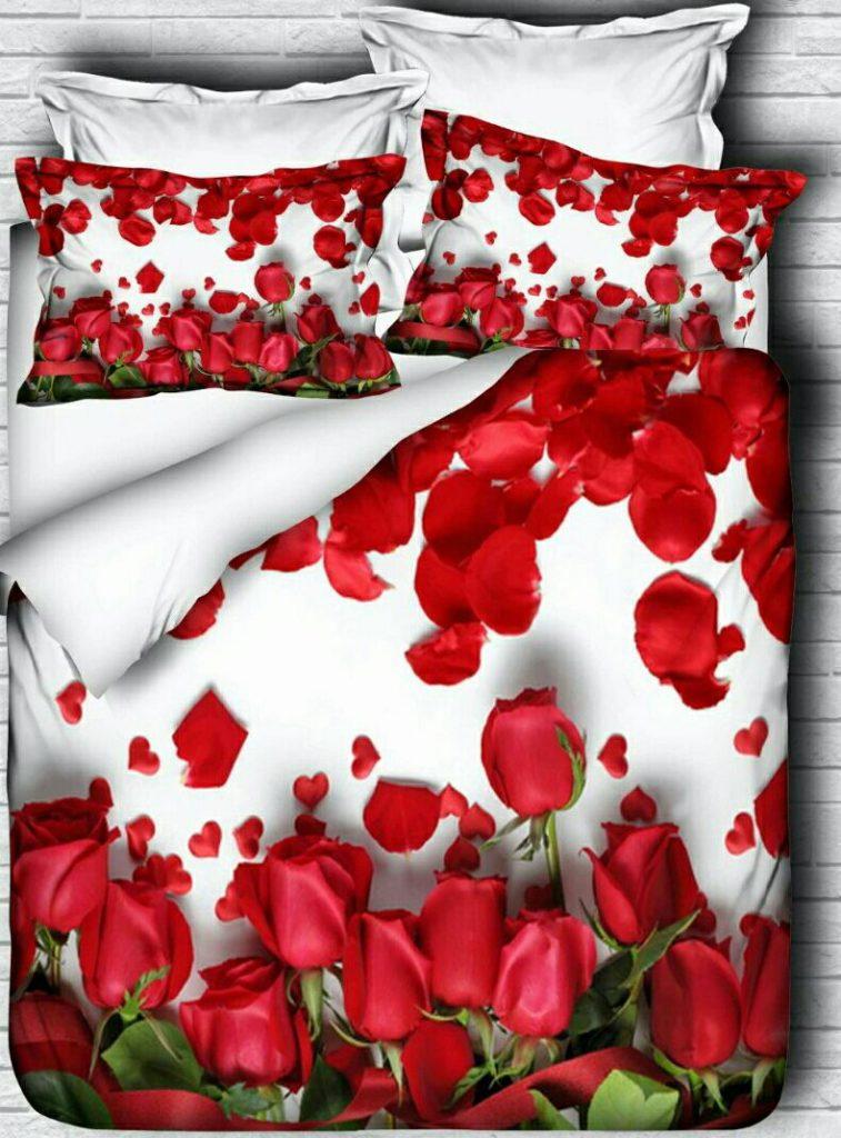 روتختی سه بعدی romantic roses