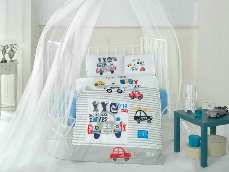 سرویس لحاف نوزادی cars