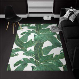 قالیچه ترک سبز