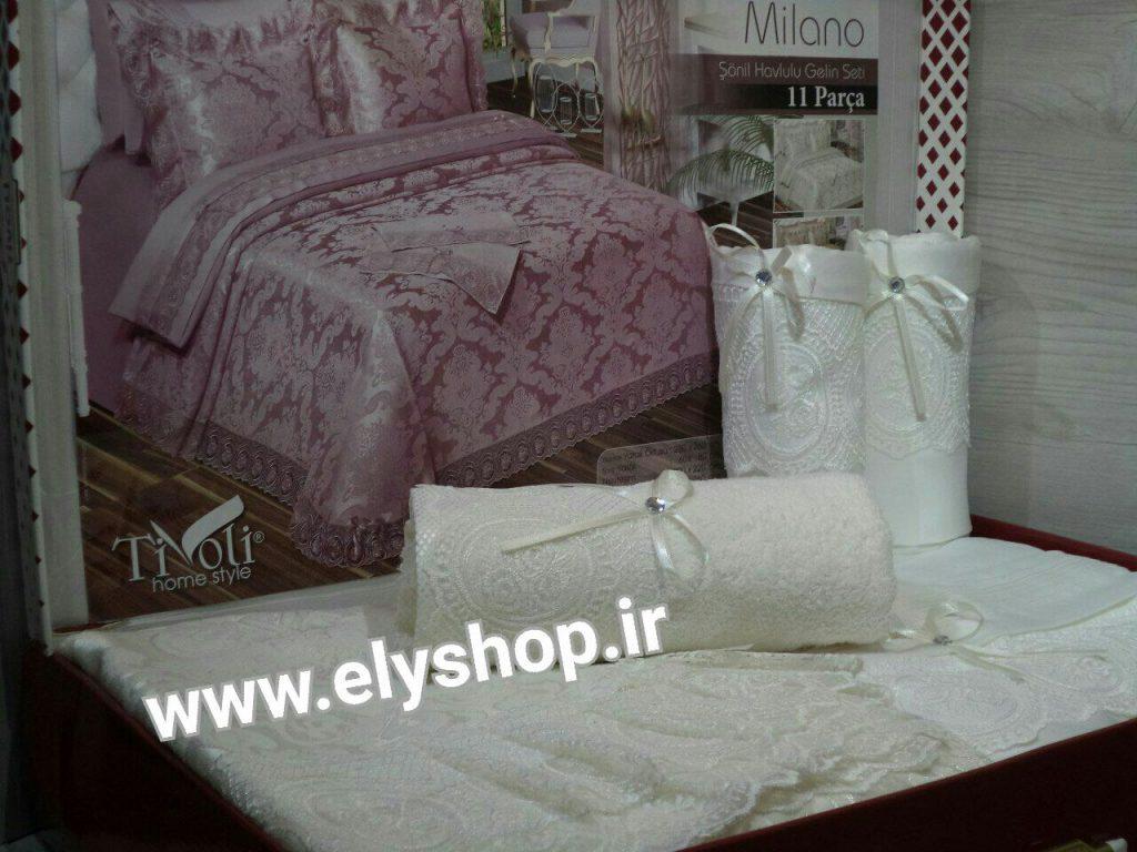 خرید سرویس روتختی عروس