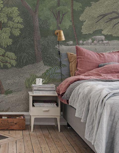 فضای غیرشهری اتاق خواب