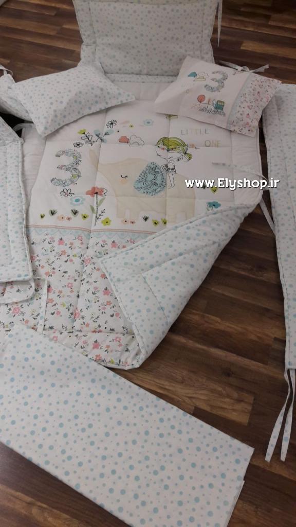 خرید روتختی نوزادی