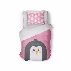 روتختی نوزادی pinguin/pink