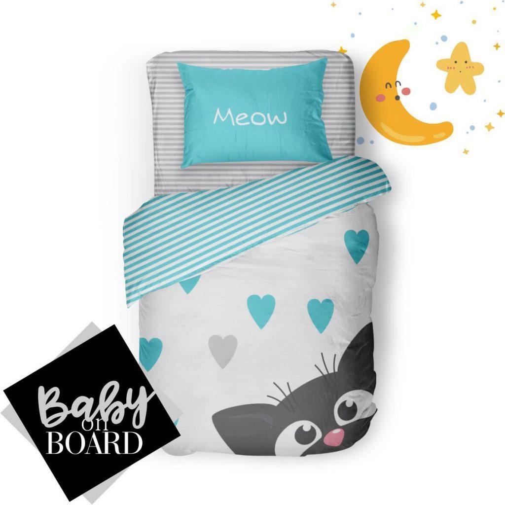 روتختی نوزادی meow/blue