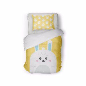 روتختی نوزادی rabbit/yellow