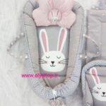 سیسمونی نوزادی دخترونه خرگوشی mifi