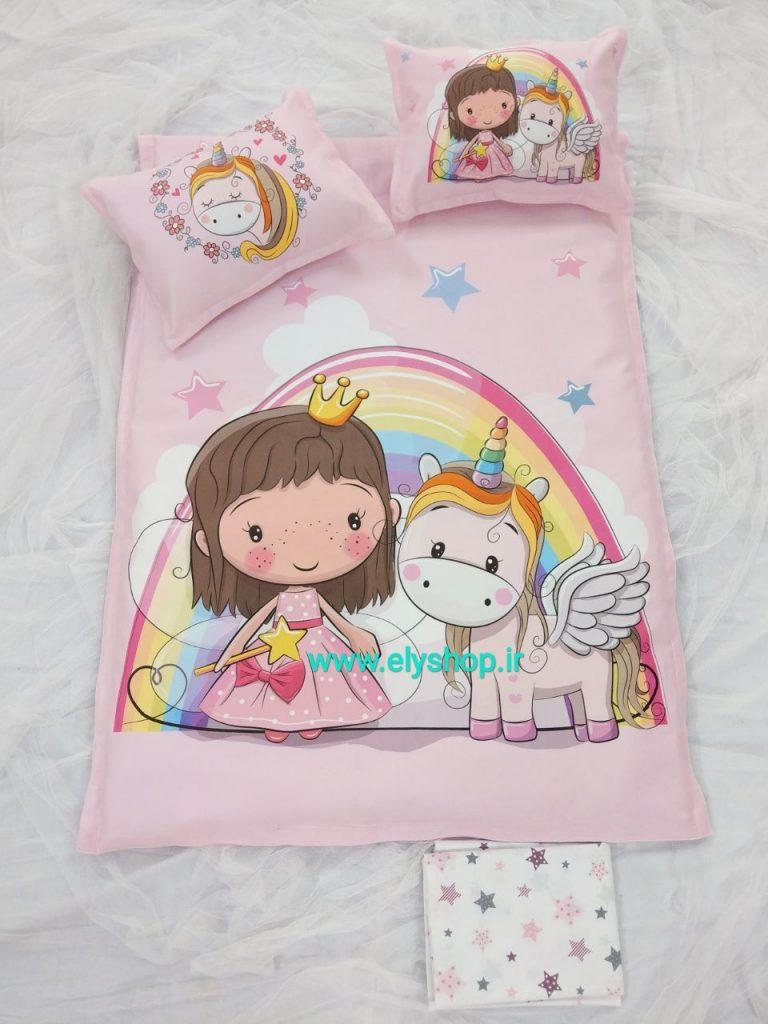 ست روتختی نوزاد دختر fairy friends