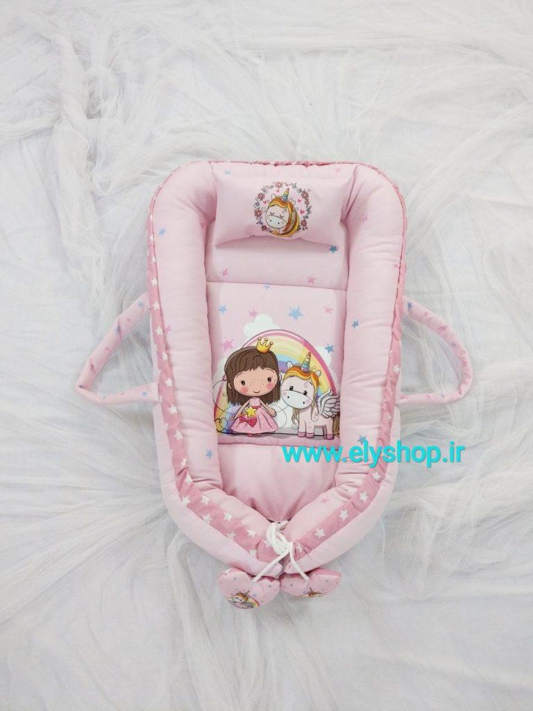 تشک گارددار نوزاد دختر fairy friends