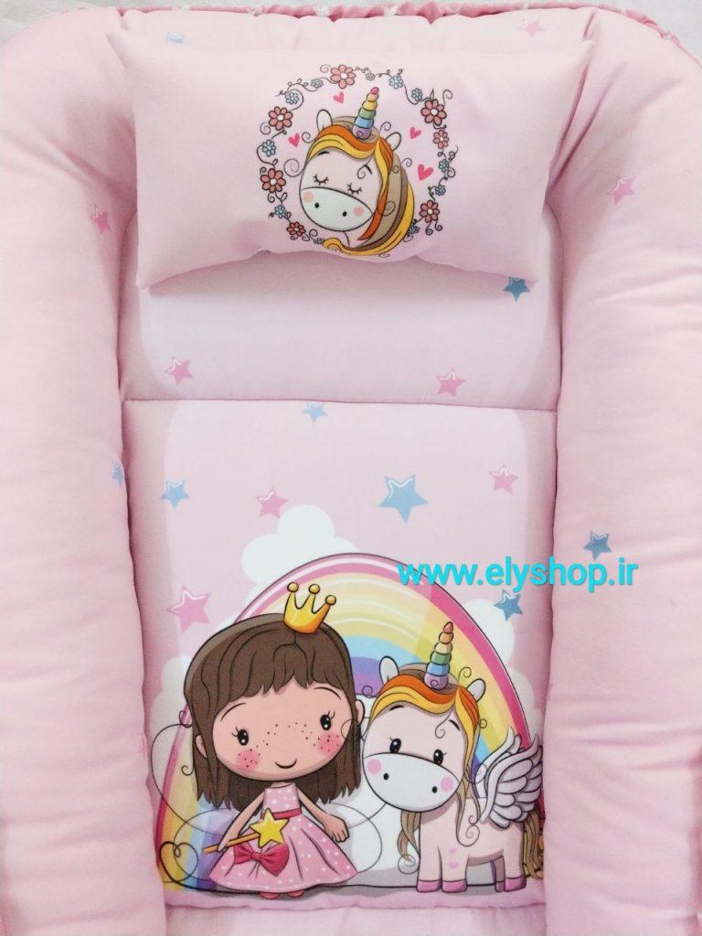 تشک گارددار نوزاد دخترونه fairy friends