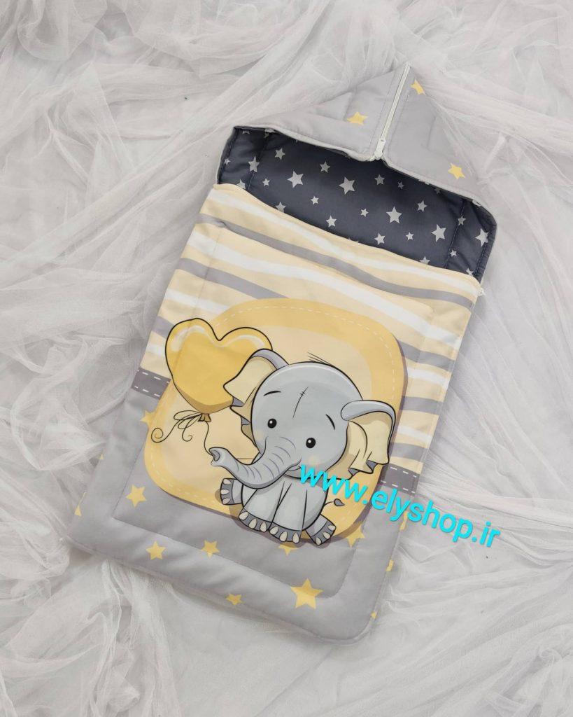 قنداق فرنگی baby elephant