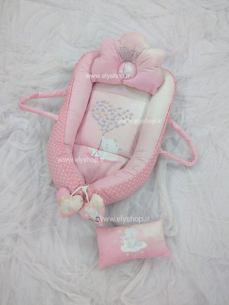 سیسمونی نوزاد دختر