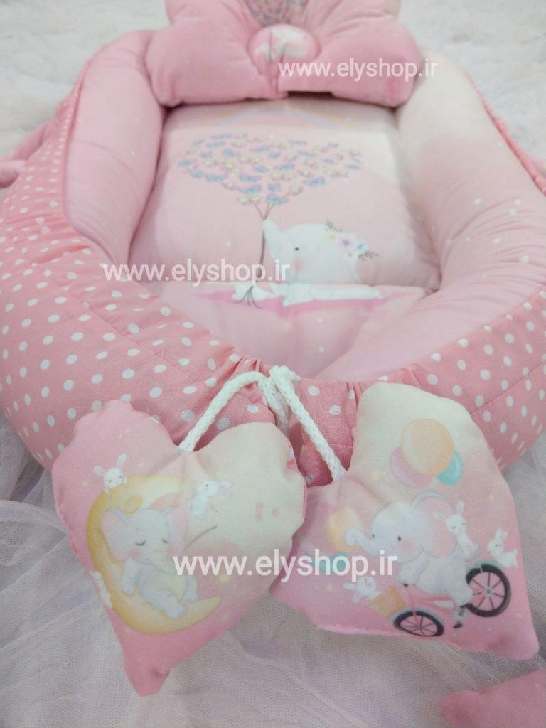 سیسمونی نوزادی دخترونه bff