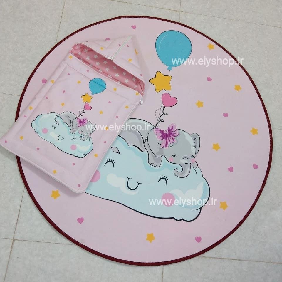 سیسمونی نوزاد pink dream