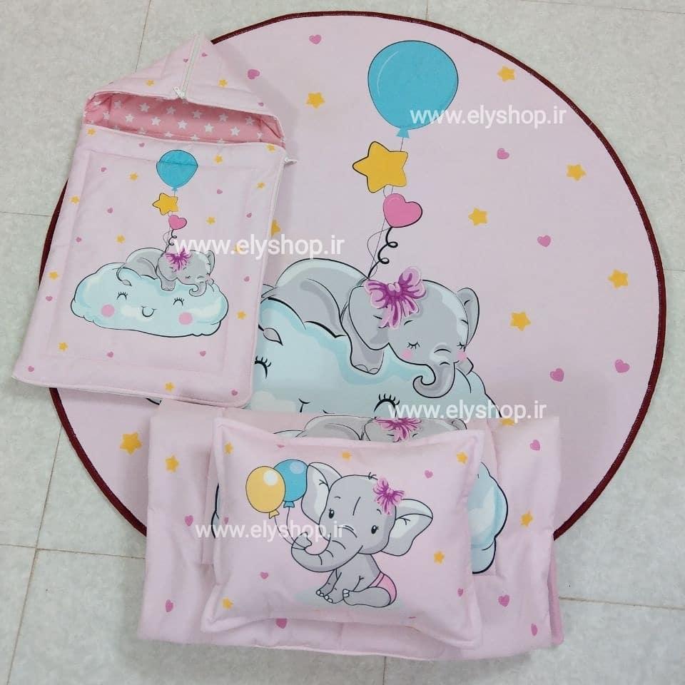 سیسمونی نوزادی pink dream